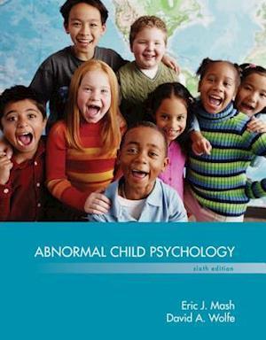 Bog, hardback Abnormal Child Psychology af David Wolfe