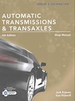 Automatic Transmissions & Transaxles Shop Manual