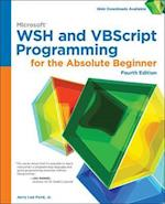 Microsoft WSH and VBScript Programming for the Absolute Beginner af Jr, Jerry Ford