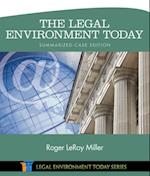 The Legal Environment Today - Summarized Case Edition af Roger Miller