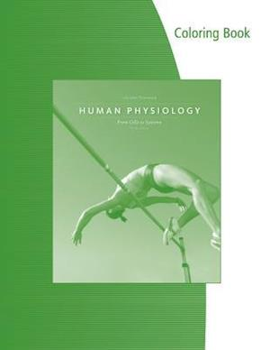 Coloring Book for Sherwood's Human Physiology: From Cells to Systems,  9th