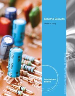 Bog, paperback Electric Circuits af James Kang