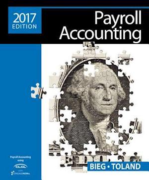 Bog, ukendt format Payroll Accounting 2017 (with CengageNOW (TM)v2, 1 term Printed Access Card) af Bernard J Bieg