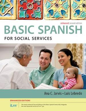 Bog, paperback Spanish for Social Services Enhanced Edition af Raquel Lebredo, Ana Jarvis