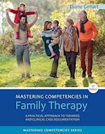 Mastering Competencies in Family Therapy (Mastering Competencies)
