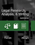 Legal Research, Analysis, & Writing