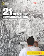 21st Century Communication 3: Listening, Speaking and Critical Thinking: Teacher's Guide