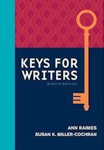 Keys for Writers af Susan K. Miller-Cochran