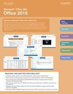 Microsoft Office 365 and Office 2016 Coursenotes