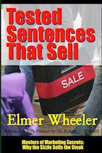 Tested Sentences That Sell - Masters of Marketing Secrets af Dr Robert C. Worstell, Elmer Wheeler