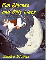 Fun Rhymes and Silly Lines af Sandra Staines