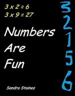 Numbers Are Fun af Sandra Staines