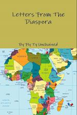 Fly Ty Unchained Presents - Letters from The Diaspora - Featuring Various Writers and Poets af Fly Ty Unchained