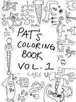 Pat's Coloring Book Vol. 1 af Patrick Cavanaugh
