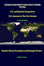 Russian Security Strategy Under Putin