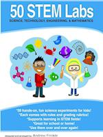 50 Stem Labs - Science Experiments for Kids af Andrew Frinkle