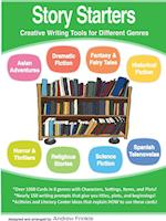 Story Starters - Creative Writing Tools for Different Genres af Andrew Frinkle