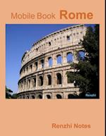 Mobile Book : Rome af Renzhi Notes