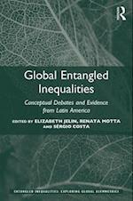 Global Entangled Inequalities (Entangled Inequalities Exploring Global Asymmetries)