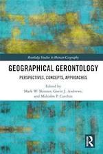 Geographical Gerontology (Routledge Studies in Human Geography)