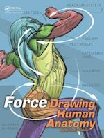 Force: Drawing Human Anatomy af Mike Mattesi