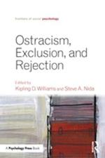 Ostracism, Exclusion, and Rejection (Frontiers of Social Psychology)