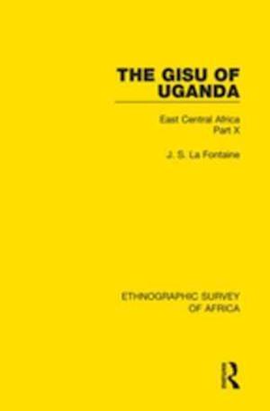 Gisu of Uganda af J. S. La Fontaine