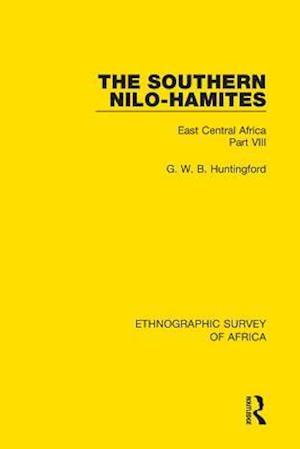Southern Nilo-Hamites af G. W. B. Huntingford