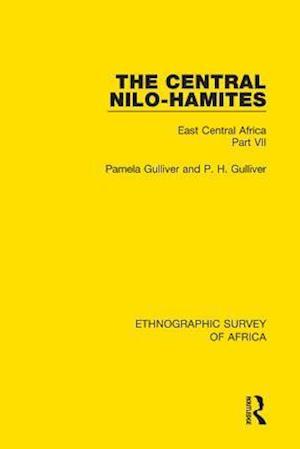 Central Nilo-Hamites af P. H. Gulliver, Pamela Gulliver