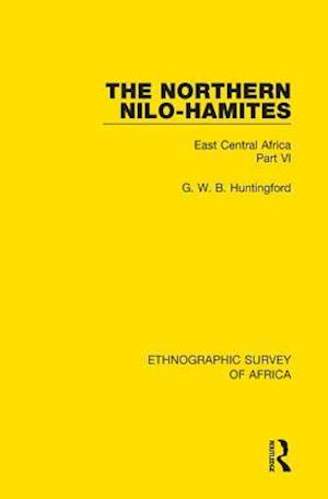 Northern Nilo-Hamites af G. W. B. Huntingford