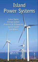 Island Power Systems af Lukas Sigrist, Luis Rouco, Ignacio Egido