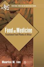 Food as Medicine af Maurice M. Iwu
