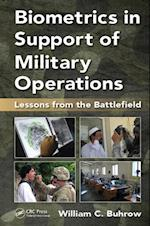 Biometrics in Support of Military Operations af William C. Buhrow