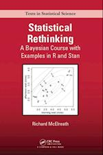 Statistical Rethinking (Chapman & Hall/Crc Texts in Statistical Science)