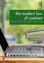 Modern Law of Contract