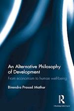 Alternative Philosophy of Development