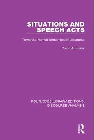 Situations and Speech Acts