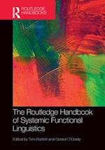 Routledge Handbook of Systemic Functional Linguistics (Routledge Handbooks in Linguistics)