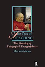 Tact of Teaching