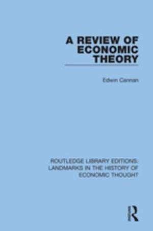 Review of Economic Theory af Edwin Cannan