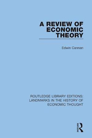 Review of Economic Theory