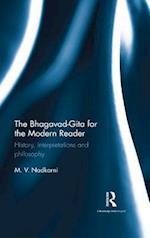 Bhagavad-Gita for the Modern Reader