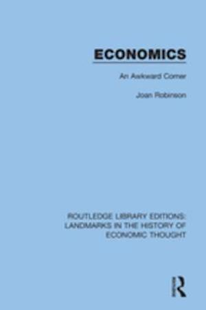 Economics af Joan Robinson