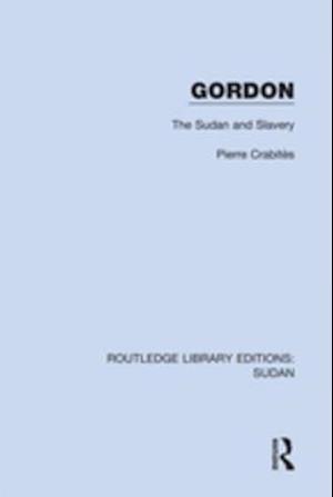 Gordon af Pierre Crabites