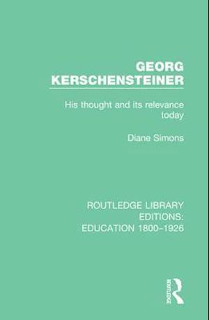 Georg Kerschensteiner af Diane Simons