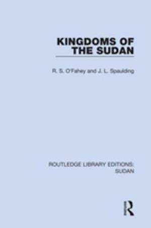 Kingdoms of the Sudan