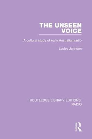 Unseen Voice af Lesley Johnson