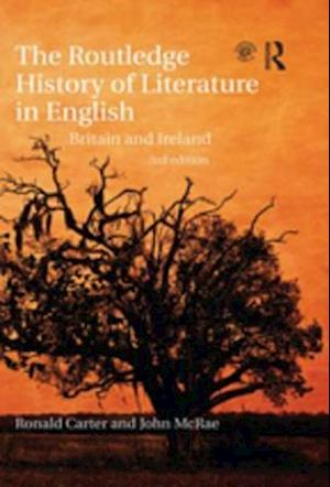 Routledge History of Literature in English af John Mcrae, Ronald Carter