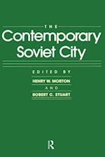 Contemporary Soviet City