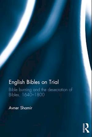 English Bibles on Trial af Avner Shamir